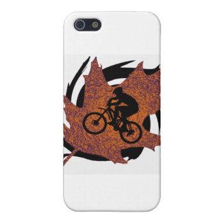 Bike Oak Flavored Cases For iPhone 5