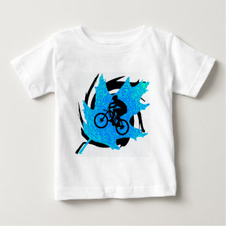 Bike Oak Sections Baby T-Shirt