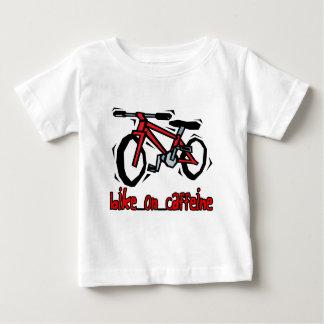 Bike On Caffeine Baby T-Shirt