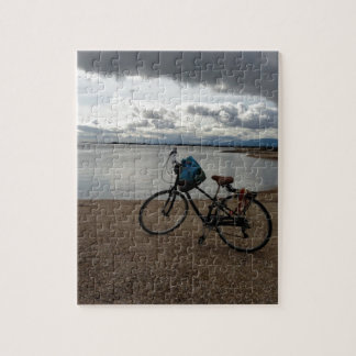Bike on the Beach Puzzle