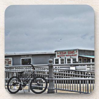 Bike On The Boardwalk Coaster