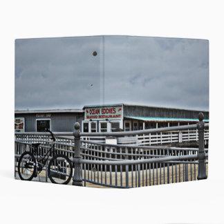 Bike On The Boardwalk Mini Binder