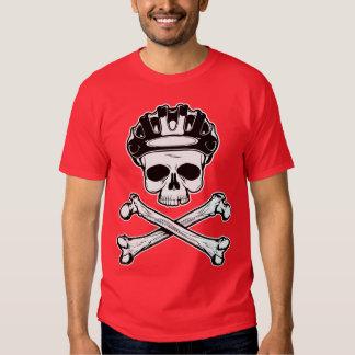 Bike or Die - Bike and Crossbones T-shirt