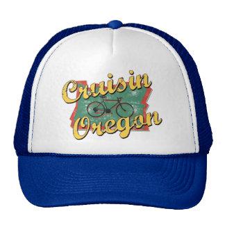 Bike Oregon Cruisin Trucker Hat