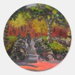 Bike Park Sticker