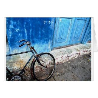Bike Parking Card