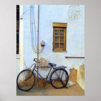 Bike Parking III Print