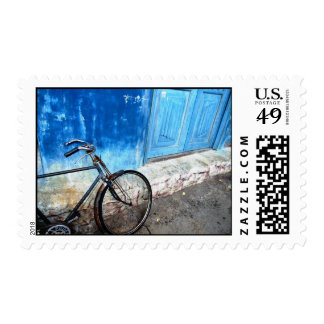Bike Parking Postage