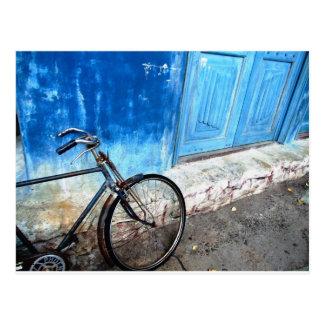 Bike Parking Postcard