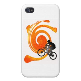 Bike Past Present iPhone 4 Cases