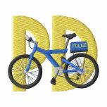 Bike Patrol Embroidered Shirt