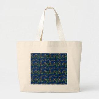 Bike pattern bag