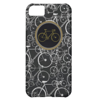 bike pattern ~ cyclism case for iPhone 5C