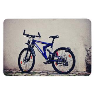 Bike Rectangular Photo Magnet