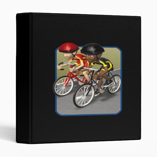 Bike Race Binder