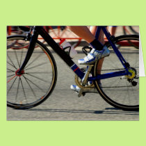 Bike Race Card