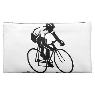 Bike race cosmetic bag