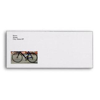 Bike Race Envelope