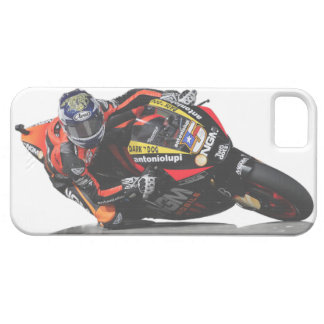Bike race heroes in action - 'COLIN EDWARDS' iPhone SE/5/5s Case