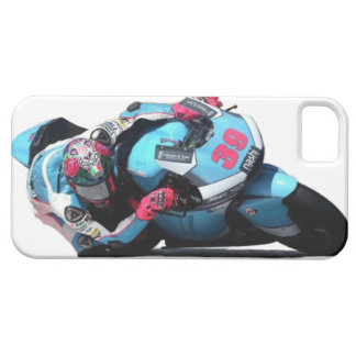 Bike race heroes in action - 'LUIS SALOM' iPhone SE/5/5s Case