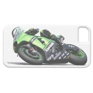 Bike race heroes in action - 'RANDY DEPUNIET' iPhone SE/5/5s Case
