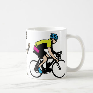 Bike Racer Coffee Mug