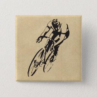 Bike Racing Velodrome Button