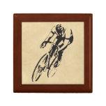 Bike Racing Velodrome Gift Box