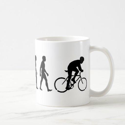 Bike Revolution Classic White Coffee Mug