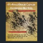 "Bike Ride Poster Flyer<br><div class=""desc"">Customize Bike Ride Poster</div>"