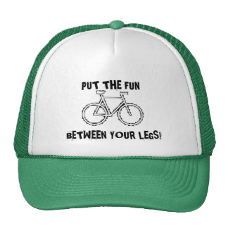 bIKE RIDE Trucker Hat