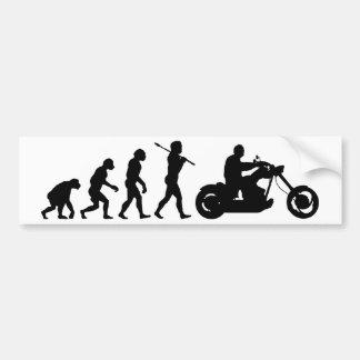 Bike Rider Bumper Sticker