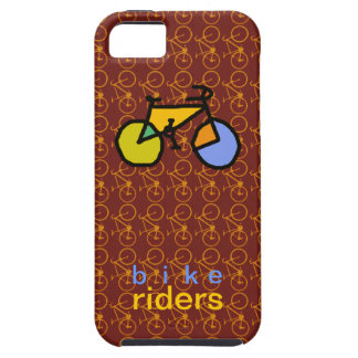 bike riders . cycling iPhone SE/5/5s case