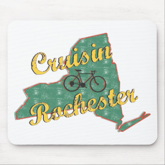 Bike Rochester Bicycle New York Mouse Pads