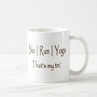 Bike   Run   Yoga Mug