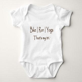 Bike | Run | Yoga Tee Shirt