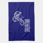 Bike, Save Fuel Hand Towels