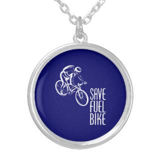 Bike, Save Fuel Pendants