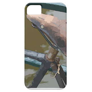 Bike Seat iPhone SE/5/5s Case