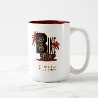 Bike Shop - Coffee, Tea Mug, Cup