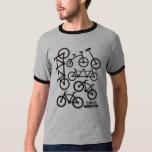 bike sign playera