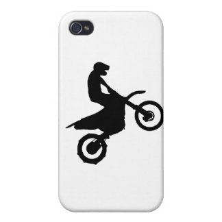Bike Silhouette Case For iPhone 4