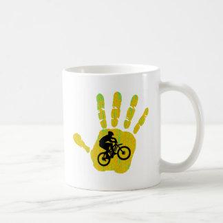 Bike Smooth Tracker Coffee Mugs