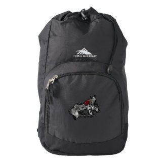 Bike Sport BMX High Sierra Backpack