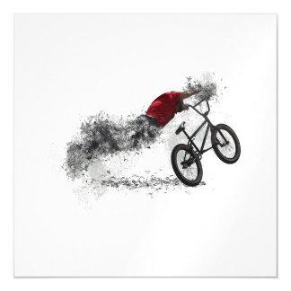 Bike Sport BMX Magnetic Card