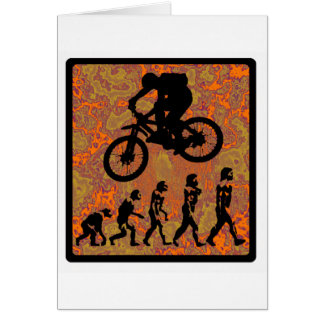 Bike Start Up Card