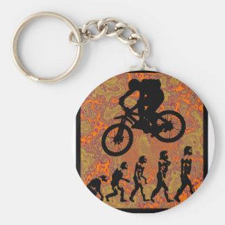 Bike Start Up Keychain