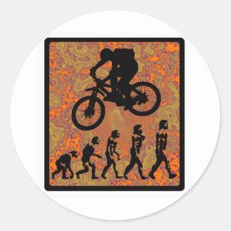 Bike Start Up Stickers