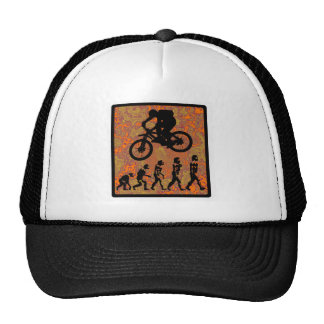 Bike Start Up Trucker Hat