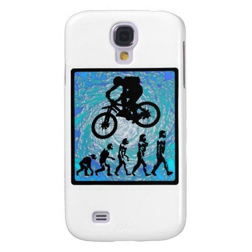 Bike STEEP TREND Galaxy S4 Cases